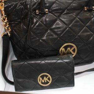 MICHAEL-KORS-black-leather-quilted-Fulton-satchel